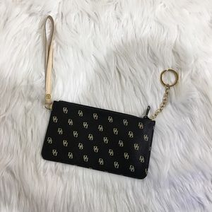 Dooney And Bourke Wristlet KeyChain